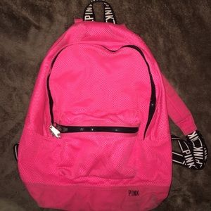 PINK BACKPACK + bonus item